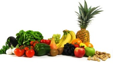 fruits veggies
