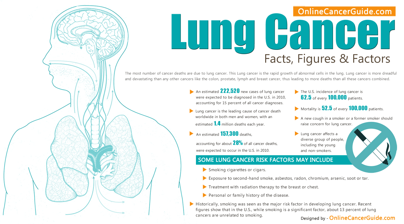 Lung Cancer Facts, Figures and Factors