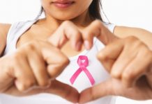 caring and supporting a friend with breast cancer