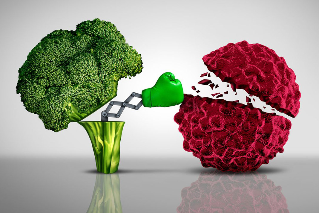 8 Nutrients that Block Cancer Metastasis