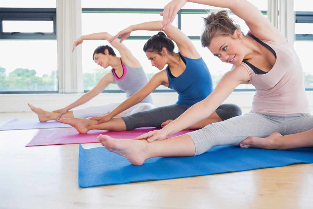 6 Yoga Stretches for Breast Cancer Patients